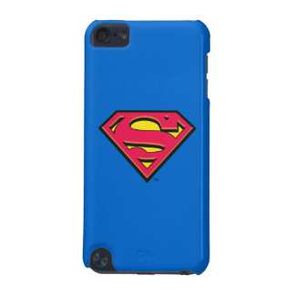 Superman Classic Logo 3 iPod Touch (5th Generation) Case