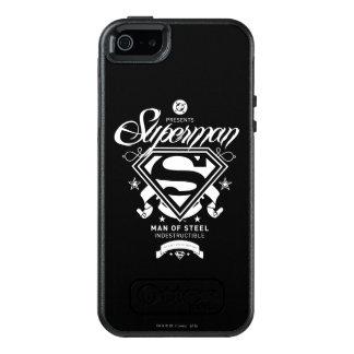 Superman Coat of Arms OtterBox iPhone 5/5s/SE Case