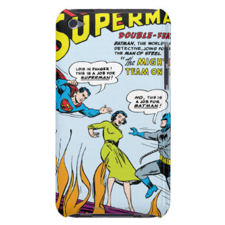 Superman (Double-Feature with Batman) Barely There iPod Cover