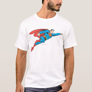 Superman Flying Right T-Shirt