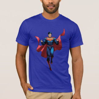 Superman Flying T-Shirt