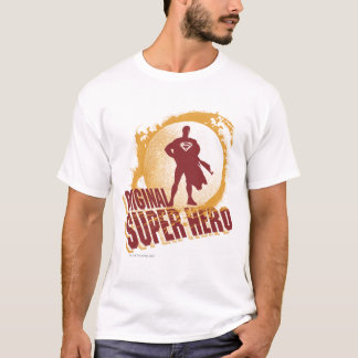 Superman Original Super Hero T-Shirt