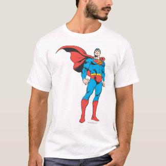 Superman Posing 3 T-Shirt