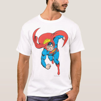 Superman Runs Forward T-Shirt