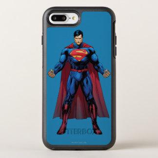 Superman Standing 3 OtterBox Symmetry iPhone 7 Plus Case