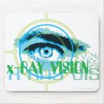 Superman Xray Vision Mouse Pad