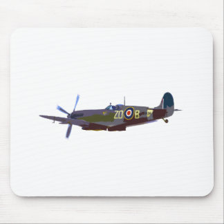 Supermarine Spitfire Mouse Pad
