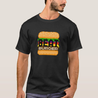 Supermarket presents Beatburger - Official T-Shirt