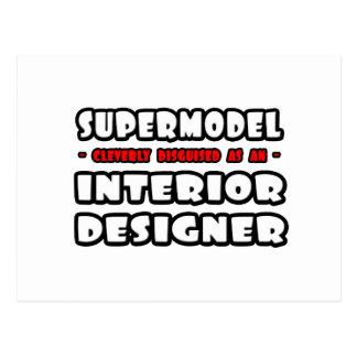 Interior Designer Jokes Postcards
