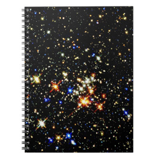 SUPERNOVA (an outer space design) ~ Spiral Note Books