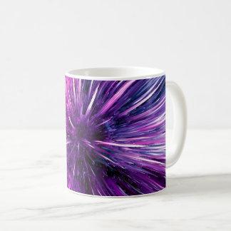 supersonic abstract coffee mug