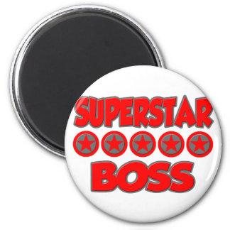 Superstar Boss Magnets
