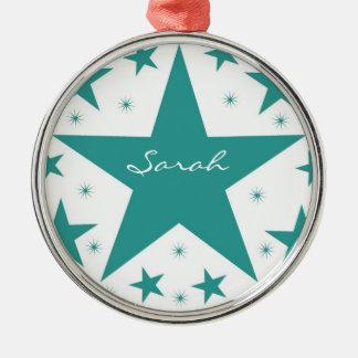 Superstar Collection Premium Round Ornament