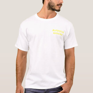 superstar karaoke T-Shirt