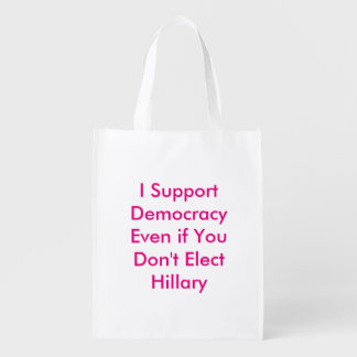 Support Democracy Even if You Don't Elect Hillary