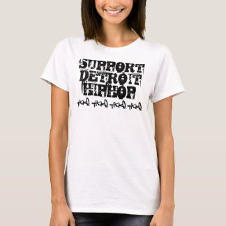 Support Detroit HipHop Baby-T T-Shirt