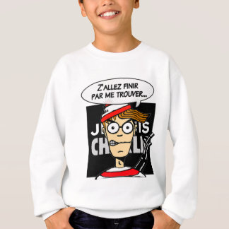Support for Charlie Sweatshirt