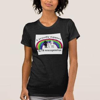 Support GLTB Miscegenation T-Shirt