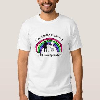 Support GLTB Miscegenation! T Shirt