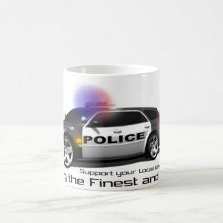 Support Law Enforcement Coffee Mug