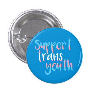 Support Trans Youth Badge