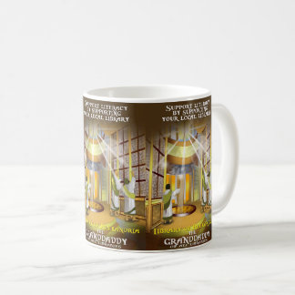 Support Your Local Library  Mug