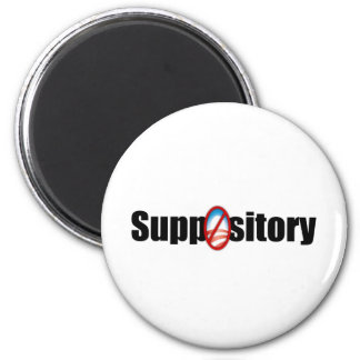 Suppository 6 Cm Round Magnet