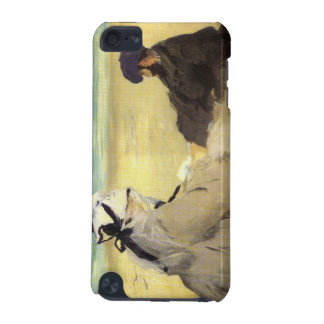 Sur la plage 1873 by Edouard Manet iPod Touch (5th Generation) Cover