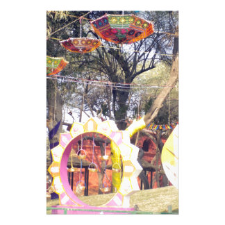 Suraj Kund Festival Outdoor party tree decorations Stationery