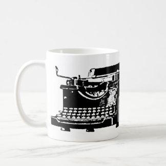 Sure. I Text. Typewriter Basic White Mug