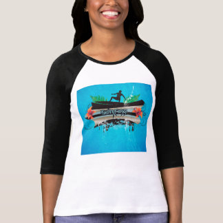Surf boarder t-shirts