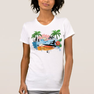 Surf boarder t shirts