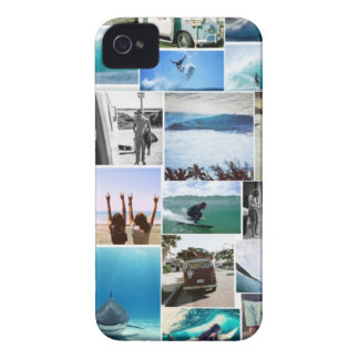Surf Collage Case-Mate iPhone 4 Cases