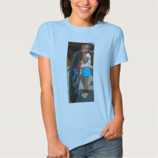 Surf Diva Tee Shirts