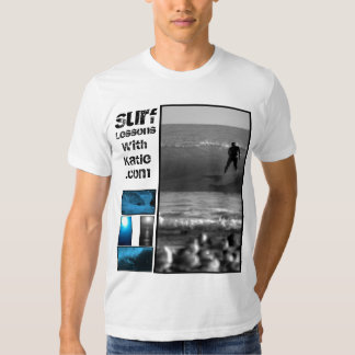Surf Lessons With Katie Shirt