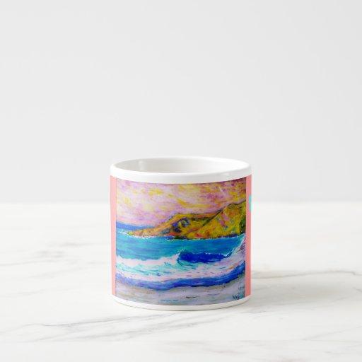 surf sand salt espresso cups