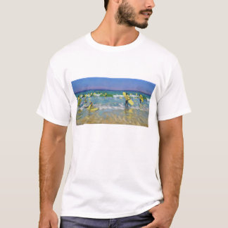 Surf School at St. Ives T-Shirt