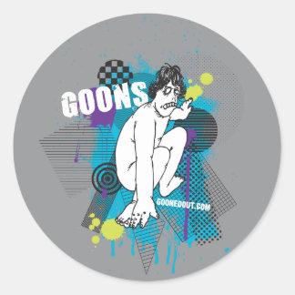 Surf Stance Goon Sticker