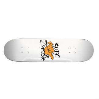 Surf Zombie Board Skateboard Deck