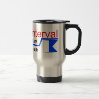 Surface Interval Dive Travel Mug