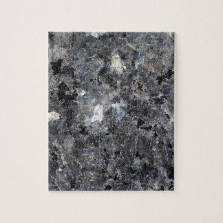 Surface of a Labradorite Rock Jigsaw Puzzle