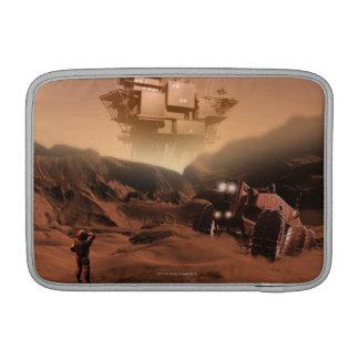 Surface of Mars 2 MacBook Sleeve