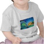 Surfer Design T-shirt