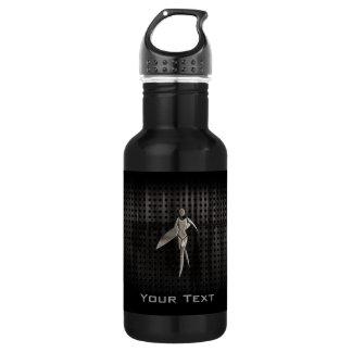 Surfing Girl; Cool 532 Ml Water Bottle