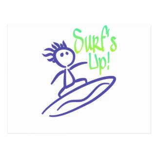 SurfsUp Post Card
