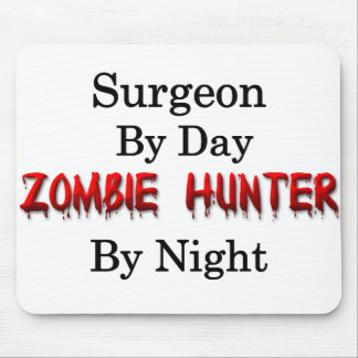 Surgeon/Zombie Hunter Mouse Pad