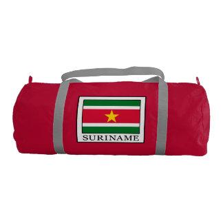 Suriname Gym Duffel Bag