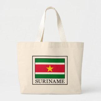 Suriname Large Tote Bag