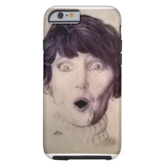 Surprise face tough iPhone 6 case