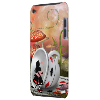 Surreal Alice Flamingo & Teacup iPod Touch Case